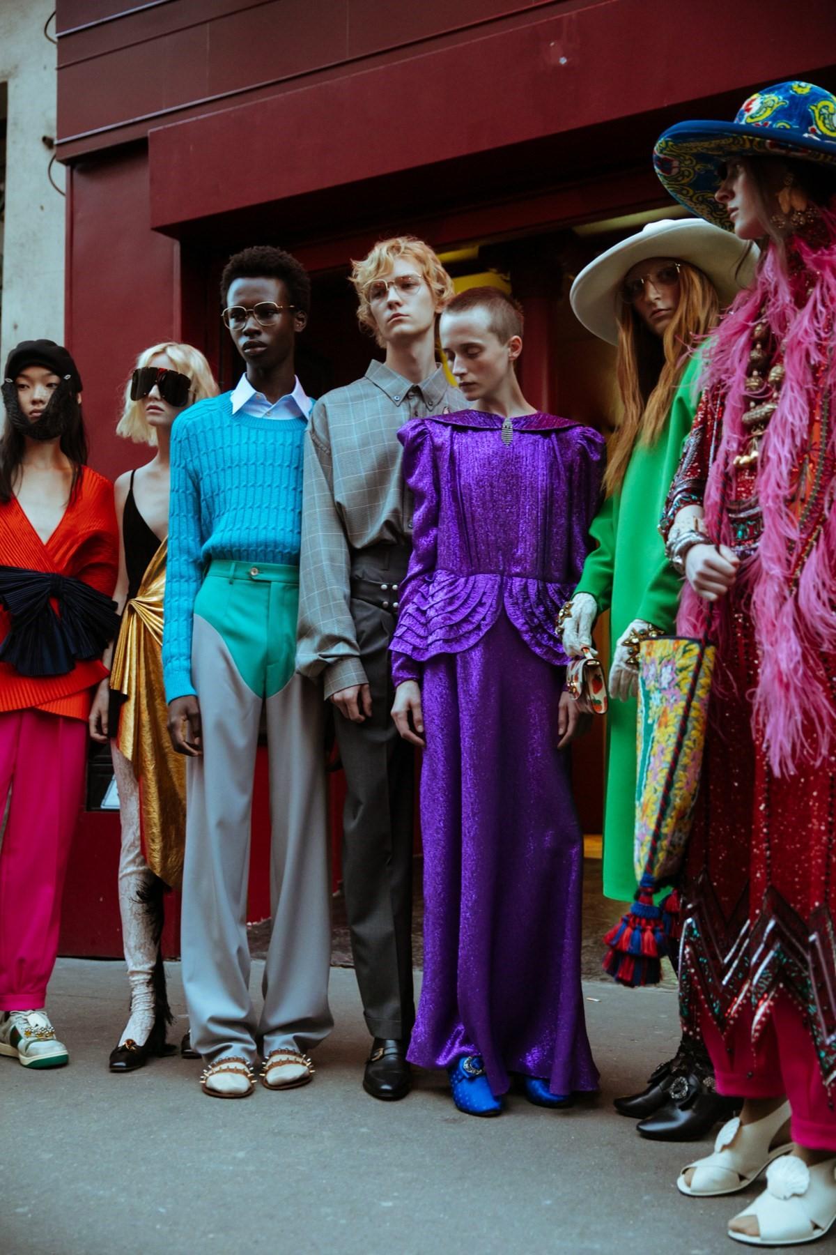blogs de moda de Gucci aturdidos - Gucci - La marca de moda más buscada